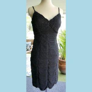 Little Black Dress, 100% Silk, Size 2